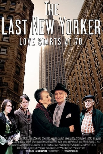 Poster of The Last New Yorker