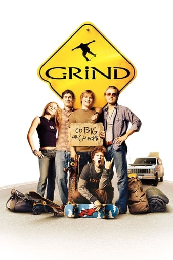 Poster of Grind