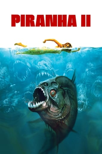 Poster of Piranha II: The Spawning