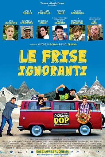 Poster of Le frise ignoranti