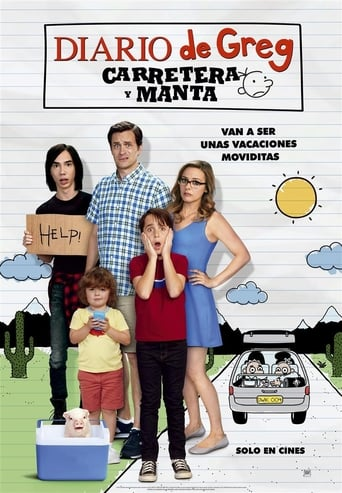 Poster of Diario de Greg: Carretera y manta