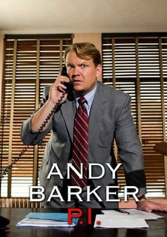Poster of Andy Barker, P.I.