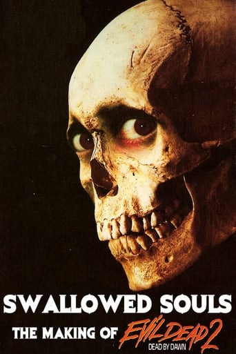 Poster of Swallowed Souls: The Making of Evil Dead 2