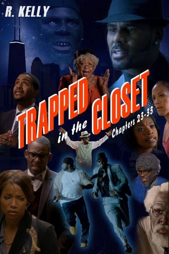 Poster of Trapped in the Closet: Chapters 23-33