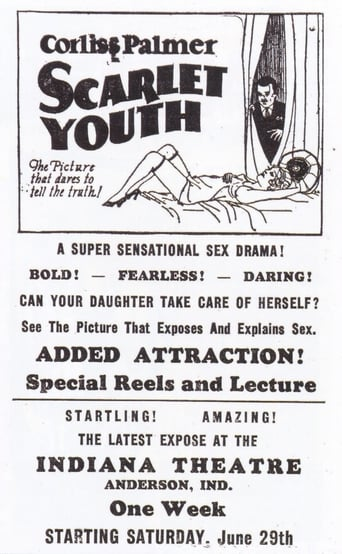 Poster of Scarlet Youth