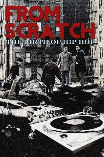 Poster of From Scratch: The Birth of Hip Hop