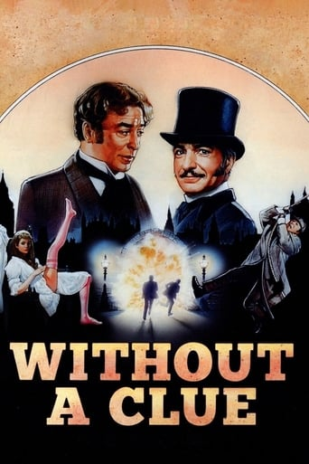 Poster of Without a Clue
