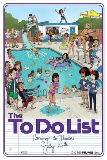 Poster of The To Do List
