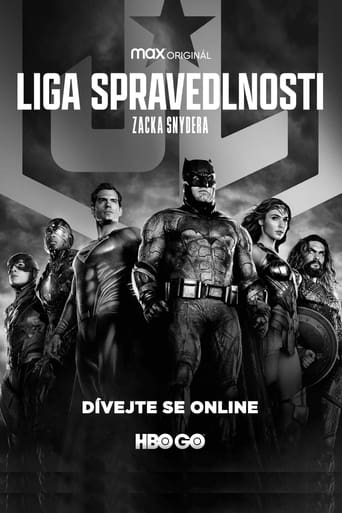 Liga spravedlnosti Zacka Snydera