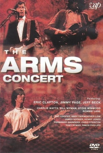 Poster of The A.R.M.S. Benefit Concert from London