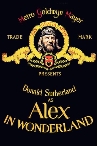 Poster of Alex in Wonderland