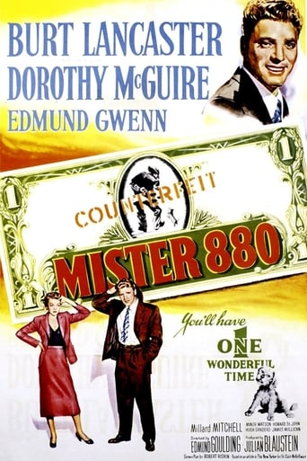 Poster of Mister 880