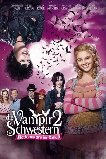 Poster of Vampire Sisters 2: Bats in the Belly