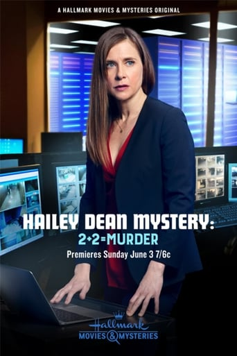 Poster of Hailey Dean Mystery: 2 + 2 = Murder