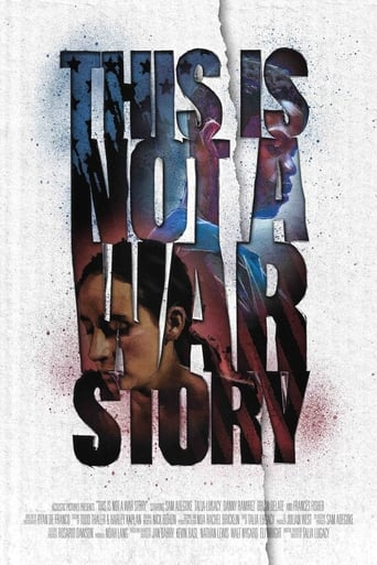 Poster of This Is Not a War Story