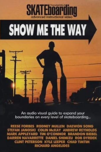 Poster of Transworld - Show Me The Way