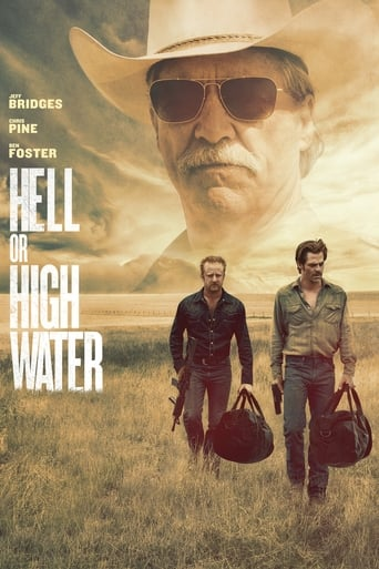 Filmposter von Hell or High Water