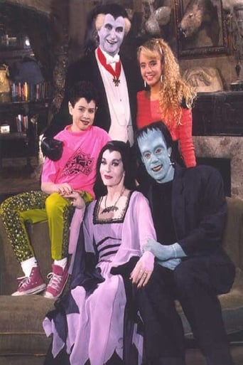 Poster of The Munsters Today