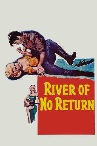 Poster of River of No Return