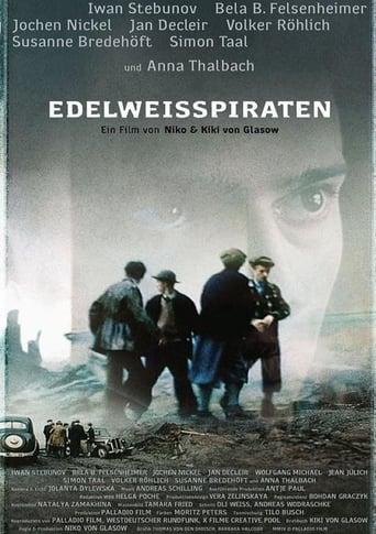 Filmplakat von Edelweißpiraten