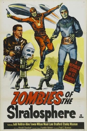 Poster of Zombies of the Stratosphere