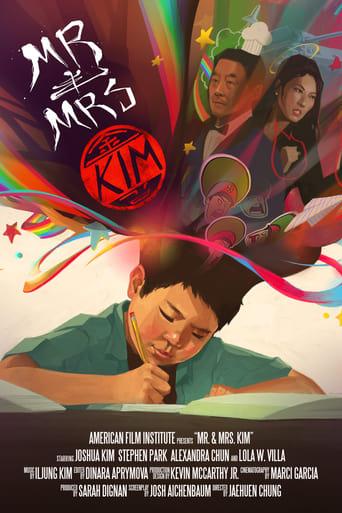 Poster of Mr. & Mrs. Kim