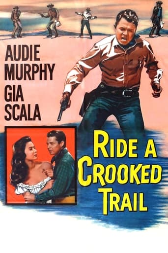 Poster of Ride a Crooked Trail