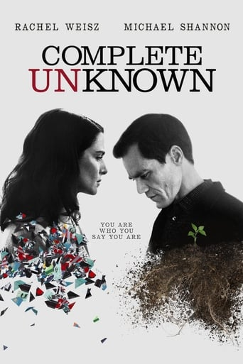 Poster of Complete Unknown - Cambio d'identità