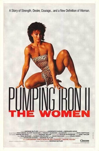Poster of Pumping Iron II: The Women