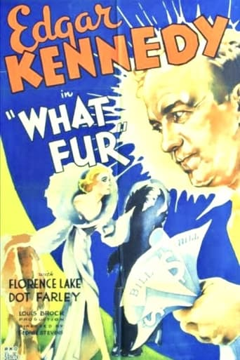 Poster of What Fur