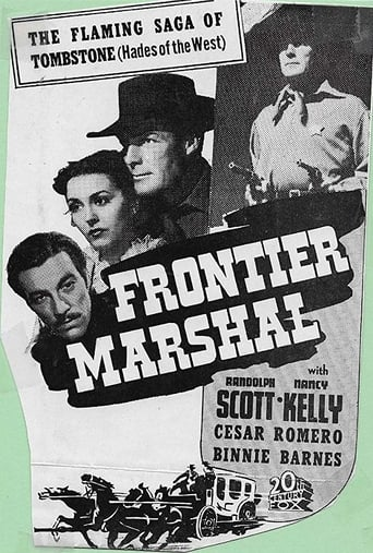 Poster of Frontier Marshal