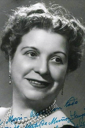 Image of Matilde Muñoz Sampedro