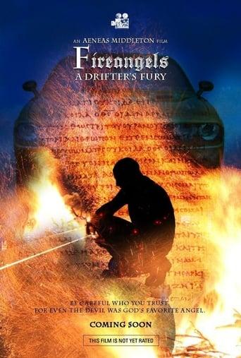 Poster of Fireangels: A Drifter's Fury