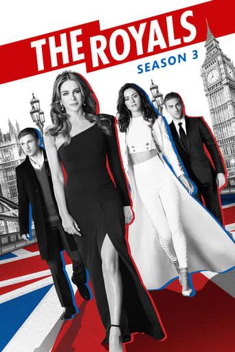 Karūnuotieji / The Royals (2016) 3 Sezonas