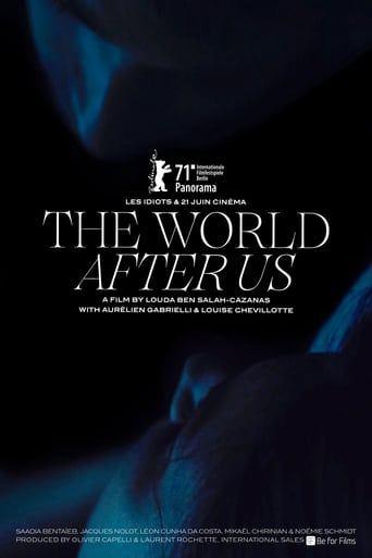 Poster of The World After Us