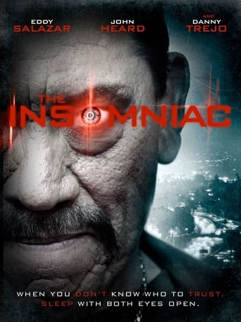 Poster of The Insomniac