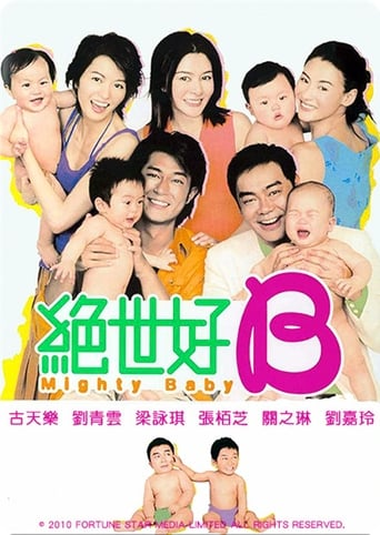 Poster of Mighty Baby