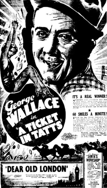 Poster of A Ticket in Tatts