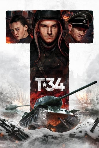Poster of T-34