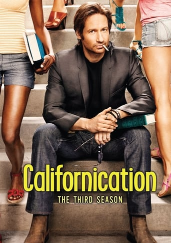 Nuodėmingoji Kalifornija / Californication (2009) 3 Sezonas