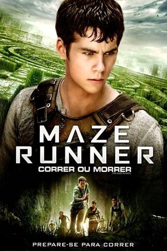 Maze Runner: Correr ou Morrer - Poster