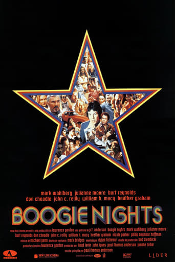Poster of Boogie nights