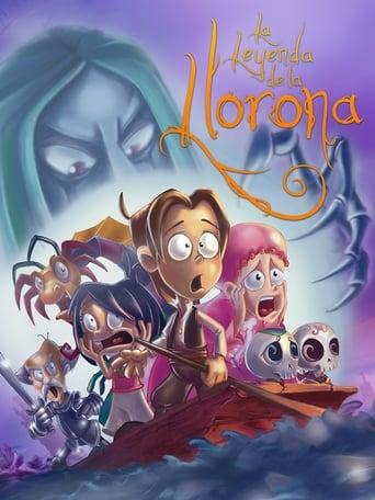 Poster of La leyenda de la Llorona