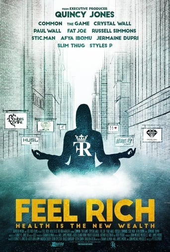 Feel Rich: Health Is the New Wealth poster