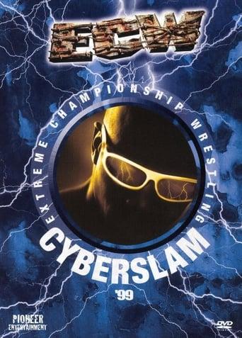 Poster of ECW CyberSlam 1999