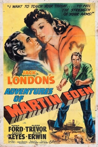 Poster of The Adventures of Martin Eden