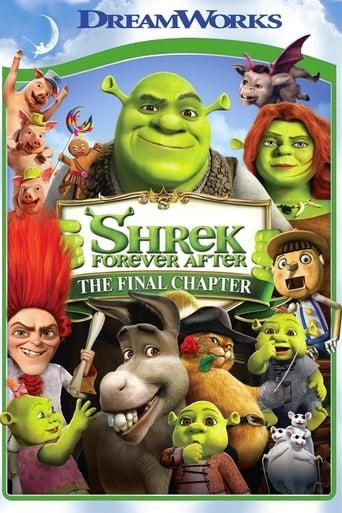 Shrek, felices para siempre
