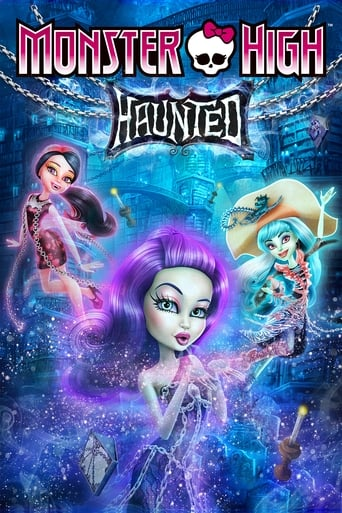 Poster of Monster High: Haunted