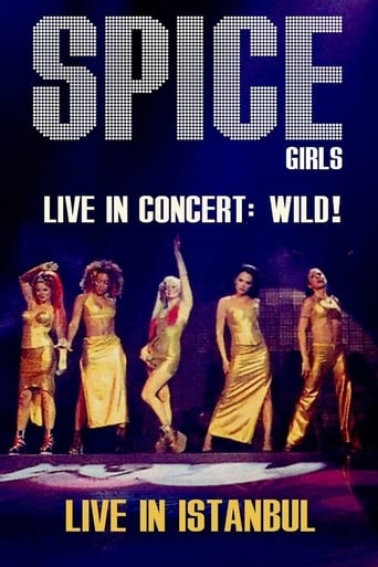 Poster of Spice Girls In Concert Wild!