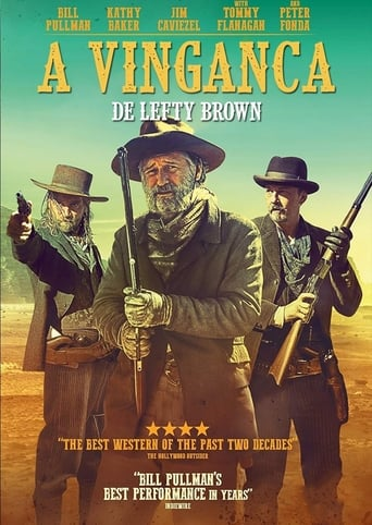 The Ballad of Lefty Brown - Poster